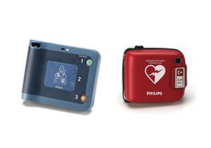 เครื่องกระตุกหัวใจด้วยไฟฟ้า ชนิดอัตโนมัติ (AED)